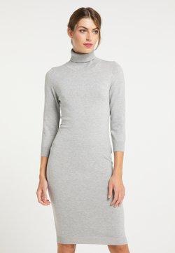 usha - Vestido de tubo - grau melange