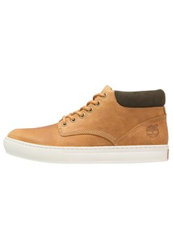 Timberland - ADVENTURE 2.0 CUPSOLE - Korkeavartiset tennarit - burnished wheat