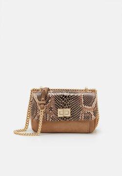 PARFOIS - CROSSBODY BAG MUR - Umhängetasche - beige