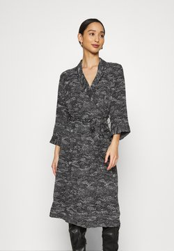 Monki - ANDIE DRESS - Day dress - black landscape