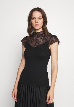 Rosemunde - T-Shirt print - black
