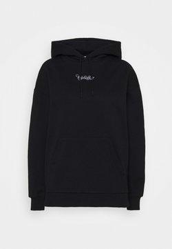 Holzweiler - PLACEBO HOODIE  - Sweater - black