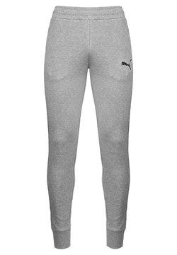 Puma - TEAMGOAL 23 CASUALS SPORTHOSE HERREN - Pantalones deportivos - medium gray heather