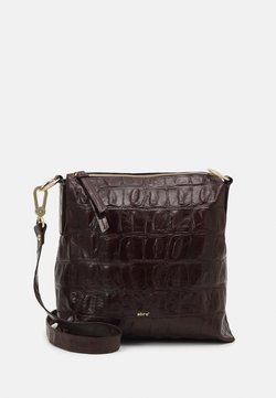 Abro - BEUTEL JULIE - Handtasche - dark brown