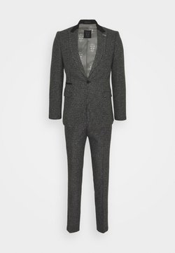 Shelby & Sons - NEW WILBER SUIT - Anzug - charcoal