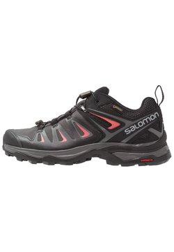 Salomon - X ULTRA 3 GTX  - Hikingskor - magnet/black/mineral red