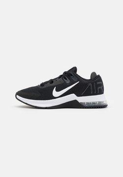 Nike Performance - AIR MAX ALPHA TRAINER 4 - Sportschoenen - black/white/anthracite
