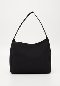 Weekday - CARRY BAG - Handväska - black