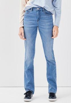 Cache Cache - Straight leg jeans - denim double stone