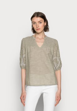 Part Two - JESSY - Bluse - gray green