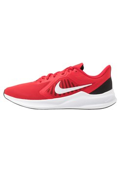 Nike Performance - DOWNSHIFTER 10 - Zapatillas de running neutras - university red/white/black