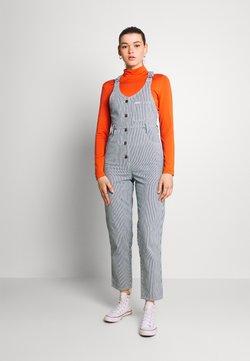 Lee - MOM BIB - Jumpsuit - hickory