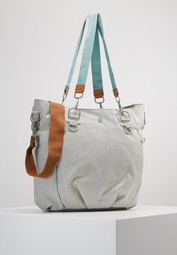 Lässig - MIX N MATCH BAG - Luiertas - light grey
