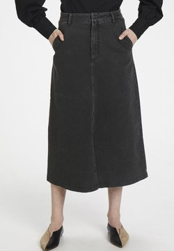 Gestuz - SOFYGZ  - A-lijn rok - washed black