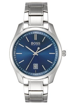 BOSS - CIRCUIT - Montre - silver/blue