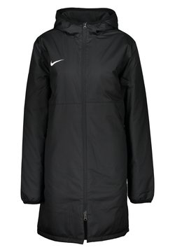 Nike Performance - TEAMSPORT  - Parka - schwarzweiss