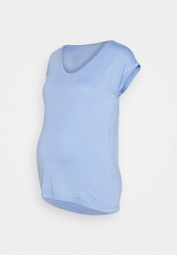 Pieces Maternity - PCMBILLO TEE SOLID - T-Shirt basic - pale iris