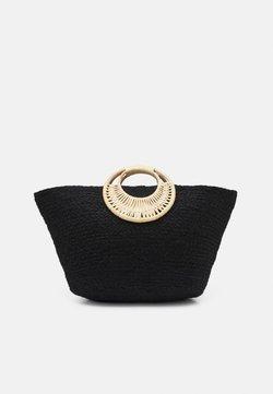 Pieces - PCLILLO BAG - Shoppingväska - black
