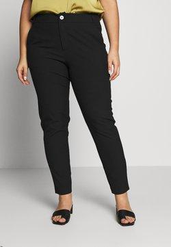 ONLY Carmakoma - CARRIDE PANTS - Pantalon classique - black