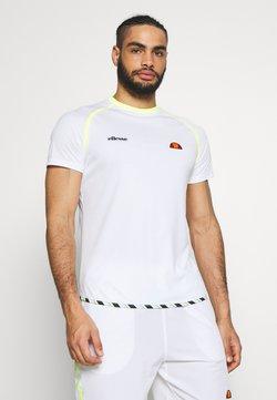 Ellesse - BALRINO - T-Shirt print - white