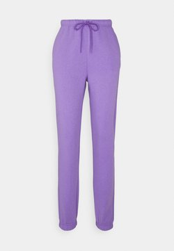 PIECES Tall - PCCHILLI PANTS - Jogginghose - dahlia purple