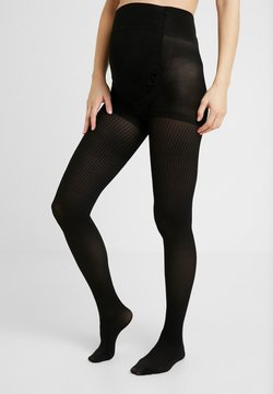 Cache Coeur - LENA OPAQUE 40D TIGHTS - Tights - black