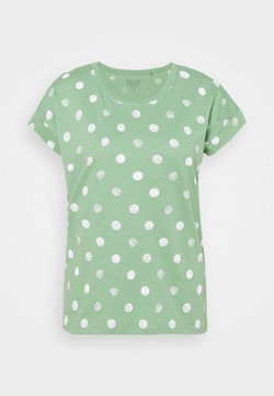 Esprit - CORE - T-Shirt print - leaf green