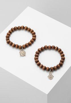 ALDO - QILISSI - Bracelet - brown