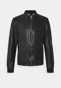 Gipsy - GRAHAN  - Leren jas - black