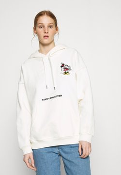 Levi's® - LEVI'S® X DISNEY MICKEY AND FRIENDS  - Sweat à capuche - marshmallow