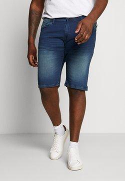 Jack´s Sportswear - Jeansshort - blue abyss