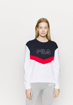 Fila - LADINA - Sweatshirt - bright white