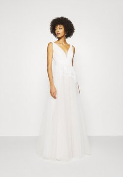 Luxuar Fashion - Ballkleid - ivory/nude