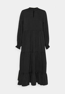 Bruuns Bazaar - EMILLEH RAVEN DRESS - Vestido largo - black
