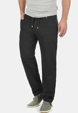 INDICODE JEANS - Stoffhose - black