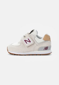 New Balance - 574 - Matalavartiset tennarit - beige
