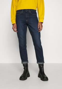 ALIGNE - AMILY - Straight leg jeans - mid blue