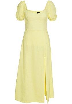 Bardot - JACYNTA DRESS - Vestido de cóctel - sun yellow