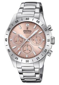 Festina - Chronograph - light pink