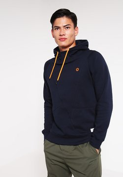 Jack & Jones - JCOPINN HOOD REGULAR FIT - Kapuzenpullover - navy blazer