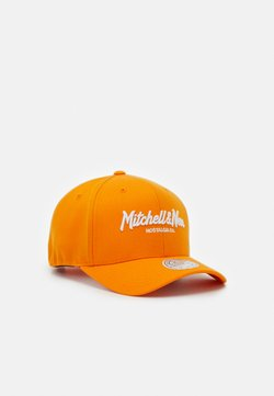 Mitchell & Ness - PINSCRIPT - Lippalakki - passtle orange