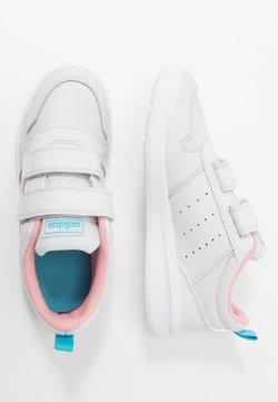 adidas Performance - TENSAUR UNISEX - Gym- & träningskor - dash grey/glow pink/bright cyan