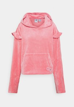 adidas Originals - HOODIE - Bluza z kapturem - hazy rose
