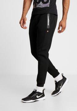 Superdry - CORE GYM TECH - Pantalones deportivos - black