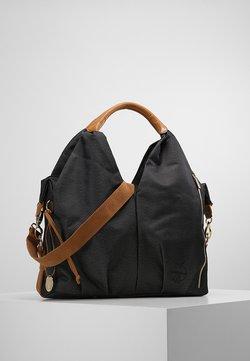 Lässig - NECKLINE BAG - Borsa fasciatoio - denim black