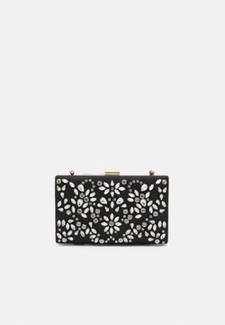 Forever New - CLARICE EMBELLISHED RECTANGLE - Clutch - black