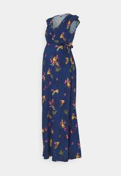 Envie de Fraise - MARGUERITE - Maxikleid - navy blue/multicolour