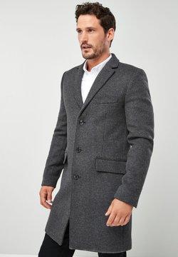 Next - SIGNATURE EPSOM - Klasyczny płaszcz - charcoal