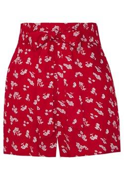 Pieces - PCNYA - Shorts - goji berry