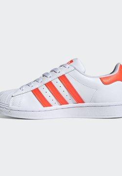 adidas Originals - SUPERSTAR  - Baskets basses - white